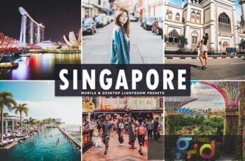 Singapore Mobile & Desktop Lightroom Presets RZT5B3V 4