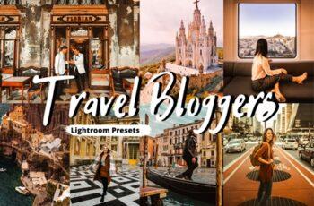 Travel Bloggers Lightroom Presets 4389852 4