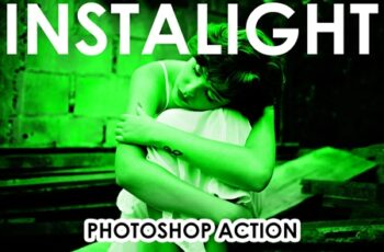InstaLight Photoshop Actions 4320526 2