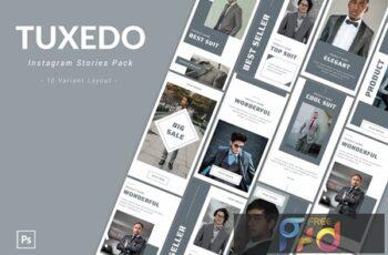 Tuxedo - Instagram Story Pack Q7CT9BJ 3