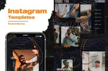 Fashion Instagram Templates 2323271 4