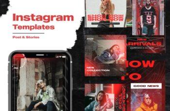 Fashion Instagram Templates 2324429 4