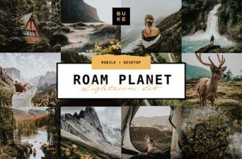 6 Roam Planet Lightroom Bundle 4375966 3