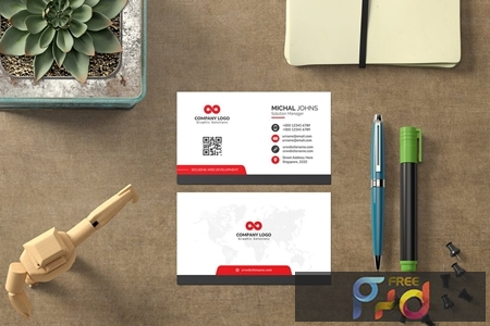 Business Card 93C9UGF 1