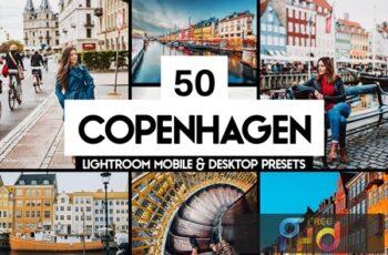 50 Copenhagen Lightroom Presets and LUTs 9AR3C53 3