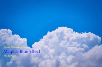 Magical Blue Effect Ps Action 2127555 5