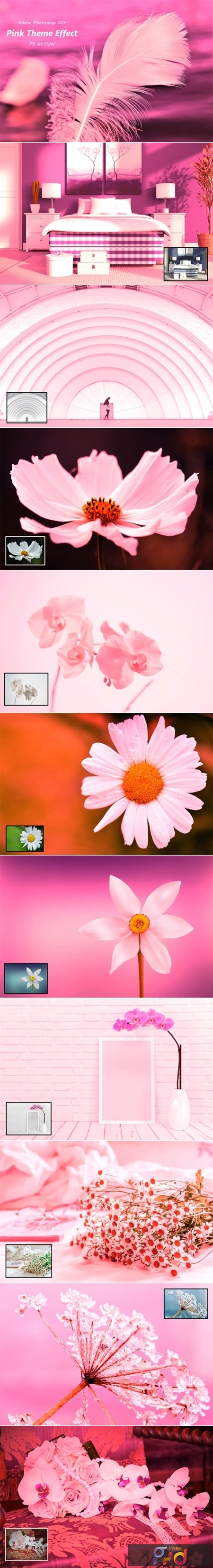 Pink Theme Effect Ps Action 2127520 1