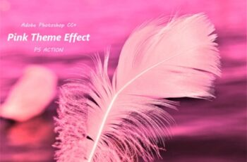 Pink Theme Effect Ps Action 2127520 4
