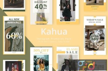 Kahua - Instagram Story Pack S5PUH6R 3