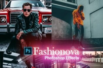 Fashionova Photoshop Effects 24836944