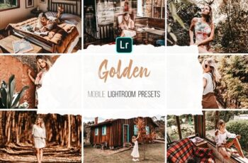 Mobile Lightroom Presets - Golden 4316546 2
