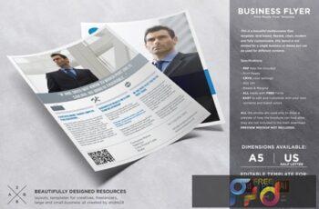 Marketing Flyer Template ERCTDUY 6