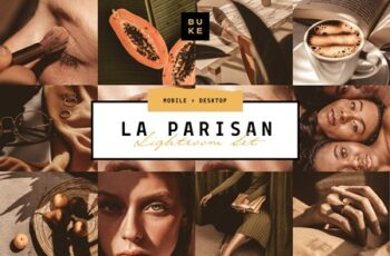 La Parisan Lightroom Preset 3916100
