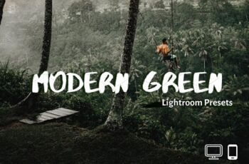 Green Lightroom Presets XMP DNG 4324621 3