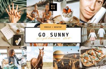 Go Sunny Lightroom Preset 3831740 7