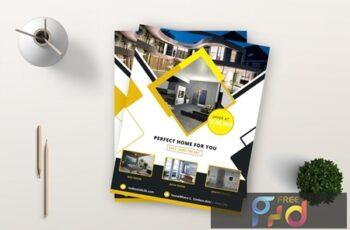Real Estate Flyer 2 E9F3WEZ