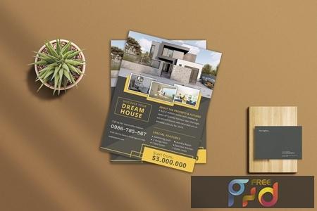 Real Estate Flyer 4 D38M27D 1