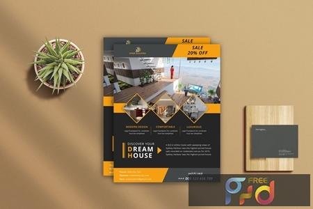 Real Estate Flyer 5 3VEKD9Q 1