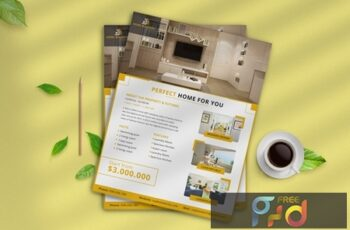 Real Estate Flyer 9 KZEPWBK 4