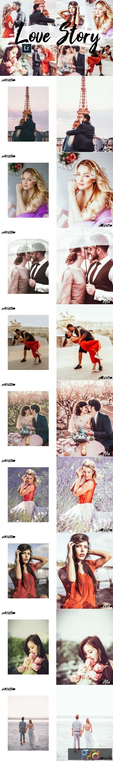 05 Love Story Mobile Lightroom Presets 2450603 1