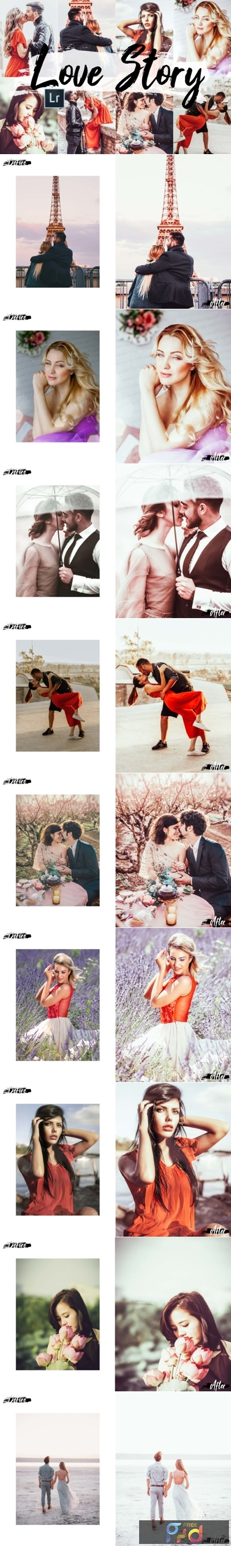05 Love Story Photoshop Actions, ACR 2450599 1
