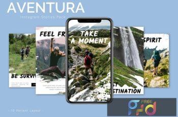 Aventura - Instagram Story Pack JVRHWCZ 8