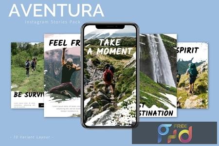 Aventura - Instagram Story Pack JVRHWCZ 1