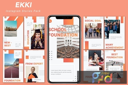 Ekki - Instagram Story Pack DLXPZ4Z 1