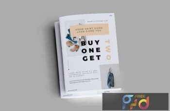 Fashiont Brochure Template 6GXWZEY 9