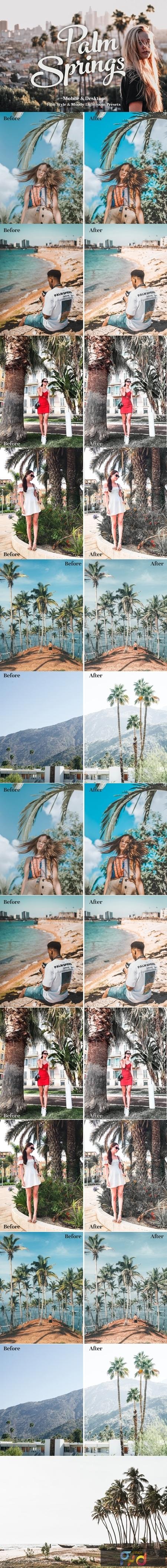 Palm Springs - Lightroom Presets 4387629 1