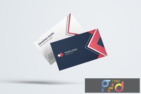 Business Card Templates ETQ4UPU 1