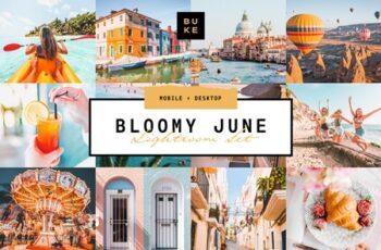 Bloomy June Lightroom Preset 3831604 5