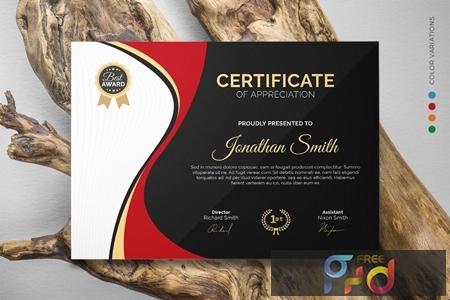 Certificate 8UYM592 1