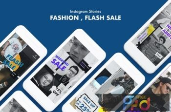 Creative Fashion Sale Instagram Stories QDGFNQA 4