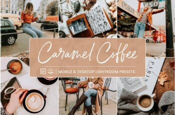 Lightroom Presets Caramal Coffee 4411213 6