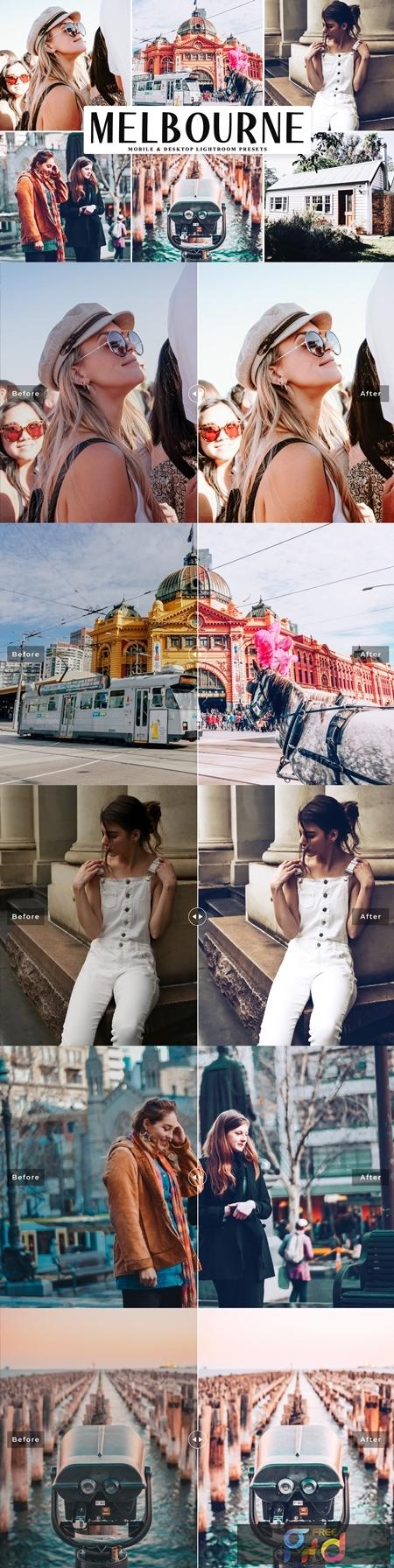 Melbourne Lightroom Presets Pack 4472874 1