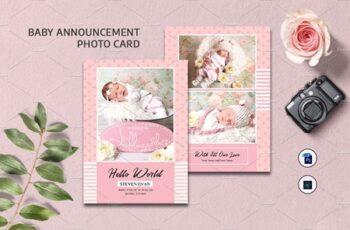 Birth Announcement Template-V15 4041246 7