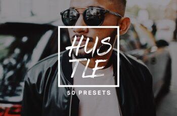 50 Hustle Lightroom Presets and LUTs 4438267 2