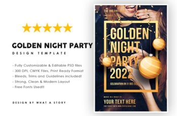 Golden Night Party 4359394 7