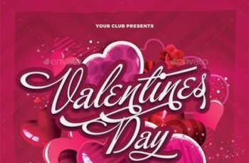 St Valentine Day Flyer 23145943 11