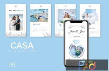 Casa - Instagram Story Pack MVK4S9Q