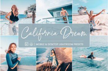 Lightroom Presets California Dream 4420394