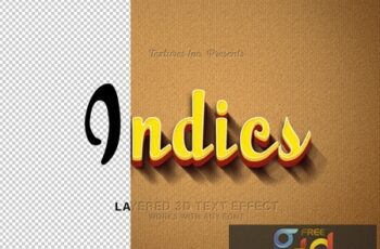 Indie Film Text Effect 314535447 2