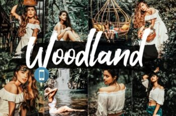 05 Woodland Mobile Lightroom Presets 2542471 4