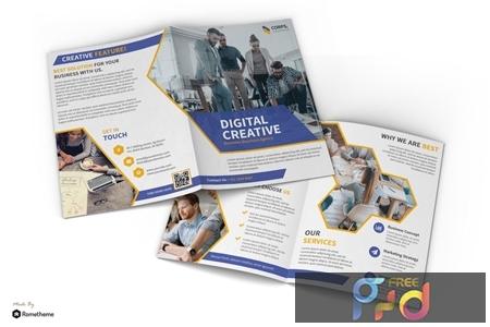 Corporate Business vol.03 - Bifold YR A637QEX 1