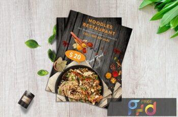 Food Flyer NBJEBNT 8