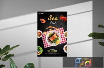 Food Flyer YJUWHNV 3