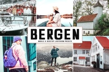 Bergen Lightroom Presets Pack 4509273 3