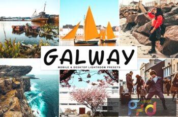 Galway Mobile & Desktop Lightroom Presets HKAAB6H 4