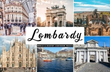 Lombardy Lightroom Presets Pack 4508559 5